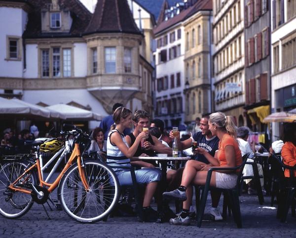 Cafés Suíça