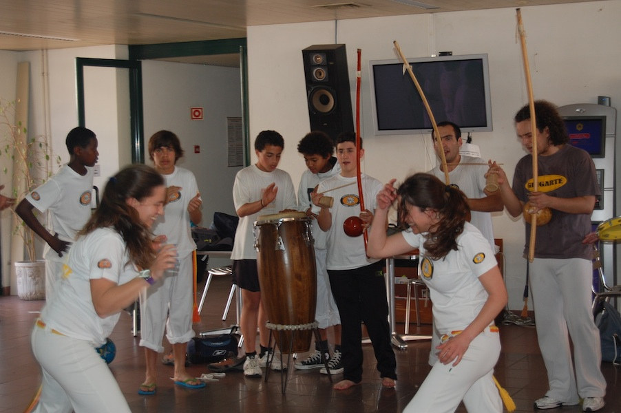 Capoeira LipDub Meninas