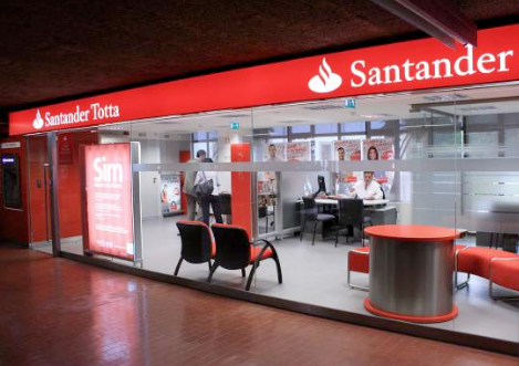 Balcao Santander