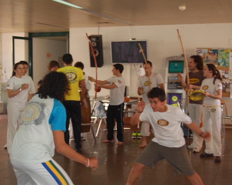Capoeira LipDub