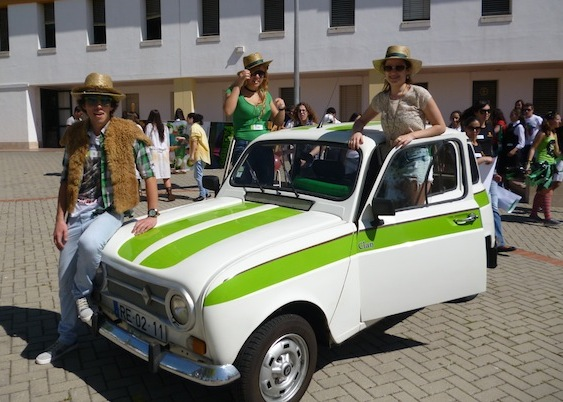 Carro ESA